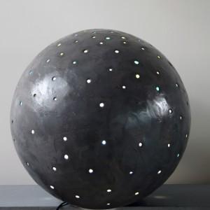 Sculpture lumineuse Flore Molinaro