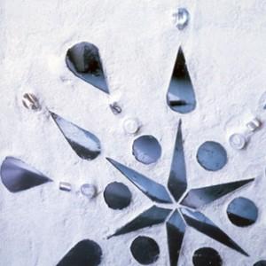Mosaique et béton Molinaro