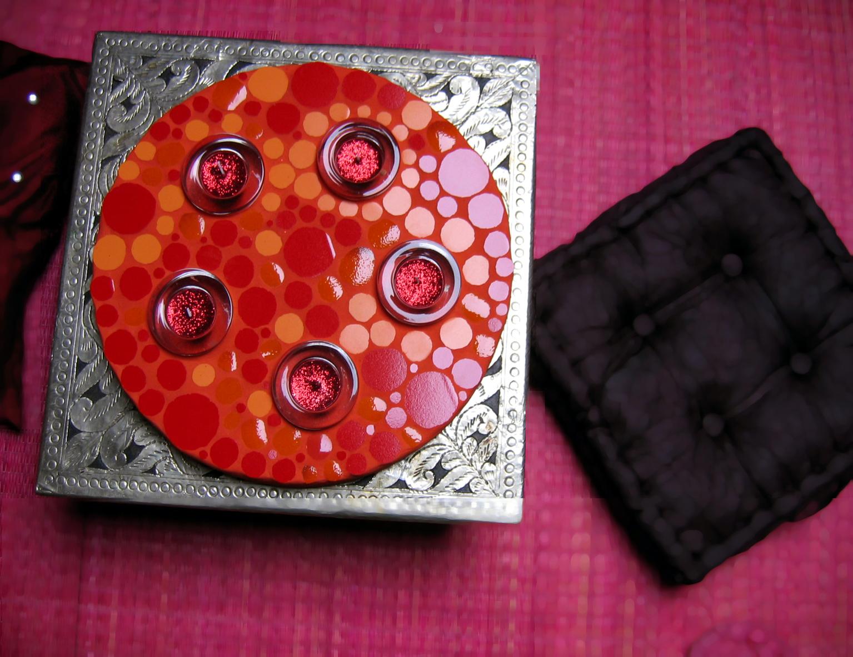Céramique et émaux mosaïque