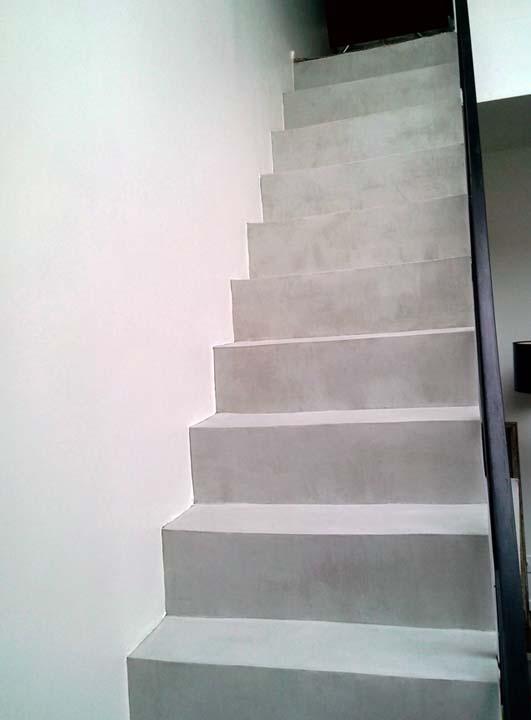 beton cire sur escalier beton  perfect beton cire sur escalier beton with beton cire sur