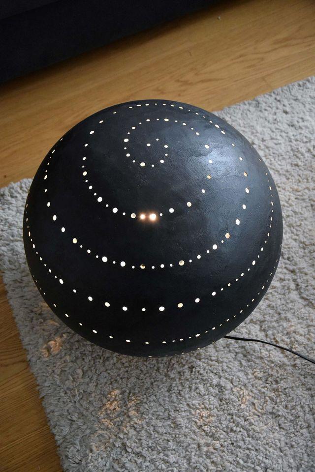 Création Béton&Lumière Flore Molinaro, modèle spirale